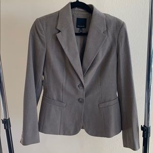 The Limited Suit Jacket Light Brown